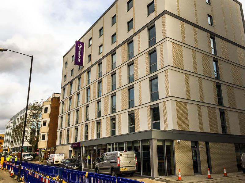 Premier Inn Hotel, Slough