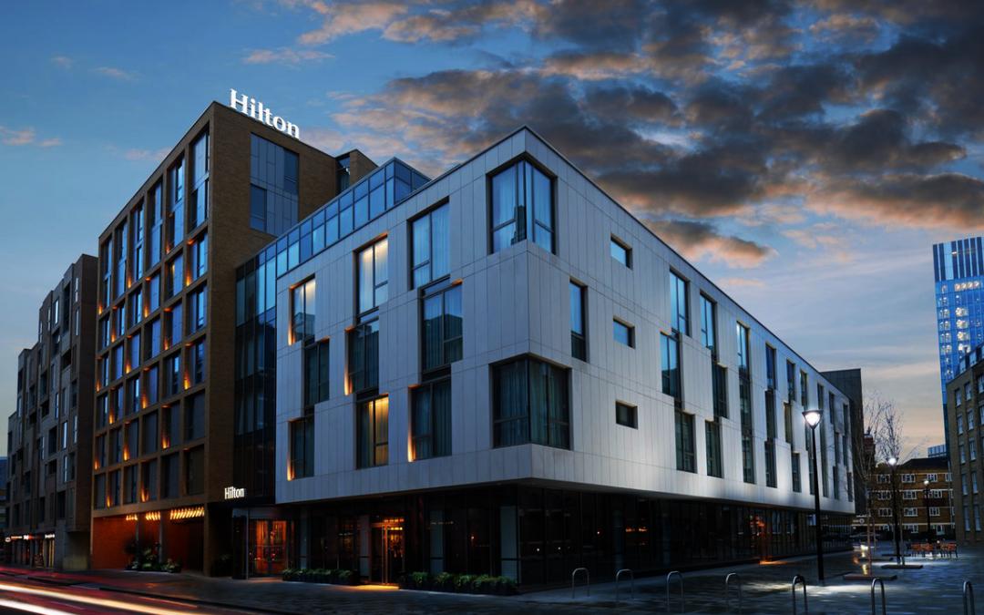 Hilton Hotel, Bankside